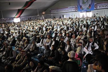 Afganistaniečiai ieško taikos
