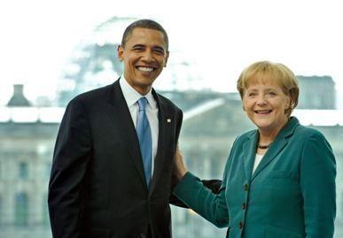 B.Obama pradėjo kelionę po Europą