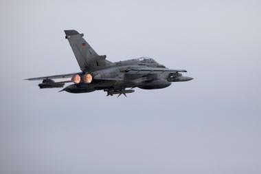 Baltijos šalys sieks, kad NATO oro policijos misija taptų nuolatinė