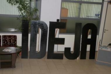 Studentai siūlo idėjas verslui