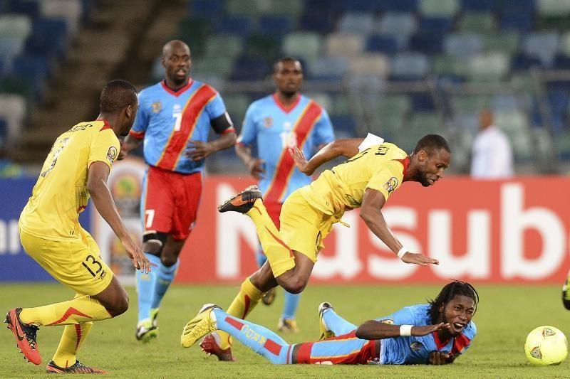 Gana ir Malis pateko į Afrikos Nacijų taurės ketvirtfinalį