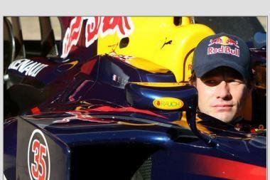 """S. Loebas galėtų lenktyniauti ir """"Formulė-1"""