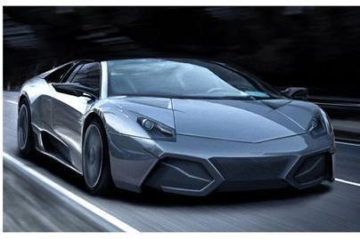 "Lenkai gamins savo ""Lamborghini"
