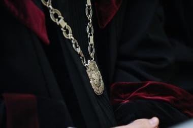 Teisėjų taryba patarė Prezidentei atleisti Kauno teisėją