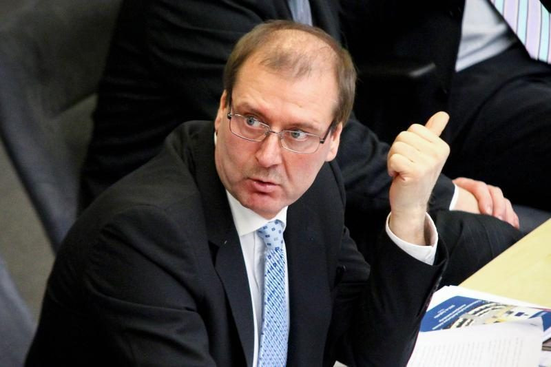 V. Upaskichas: lauksime, kol dėl A. Zarembos apsitars premjeras