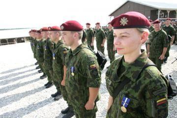 Lietuvai siūloma tęsti misiją Irake