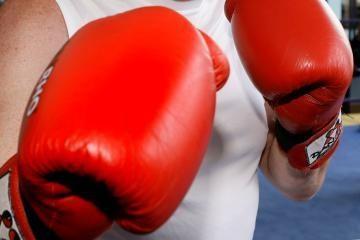 Jaunimas boksavosi Marijampolėje