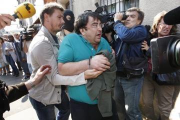 Sulaikytas ETA grupuotės lyderis