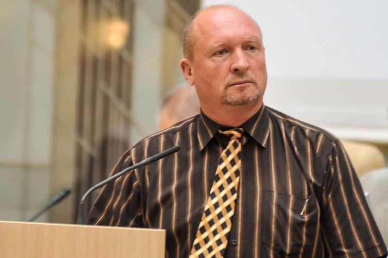 Prokuroras: Kauno valdininkas Z. Girčys nubaustas per švelniai