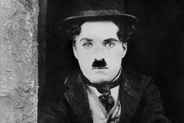 Sendaikčių turguje rastas filmas su Ch.Chaplinu