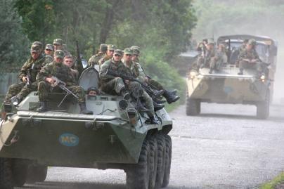 Rusija suformavo Vakarų karinę apygardą