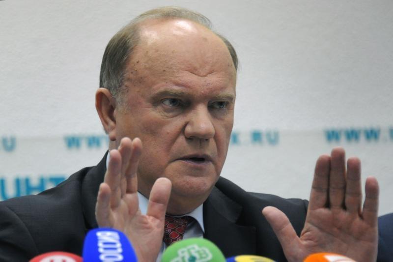 G.Ziuganovas: Rusijoje sukurta milžiniška rinkimų klastojimo sistema