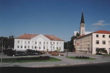 Gargždiškiai nori pakeisti Klaipėdos r. savivaldybės pavadinimą