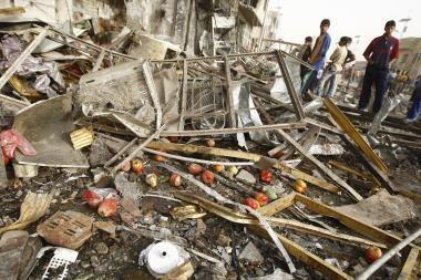 Savadarbės bombos plinta ir ne karštuosiuose taškuose