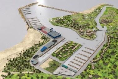 Šventosios uostas bus pritaikytas mažiesiems laivams švartuoti