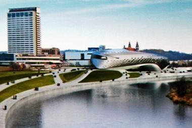Guggenheimas taryboje sunkiai pralaužė ledus