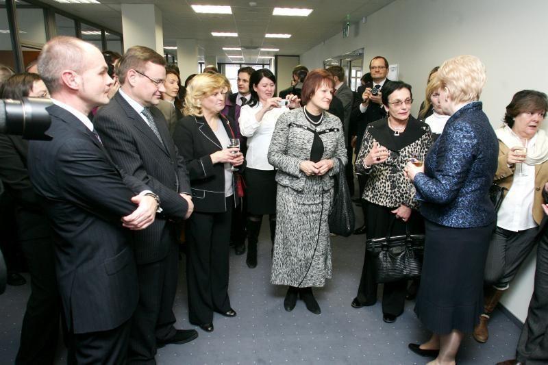 D. Grybauskaitė: besiblaškantys ministrai menkina Lietuvos įvaizdį