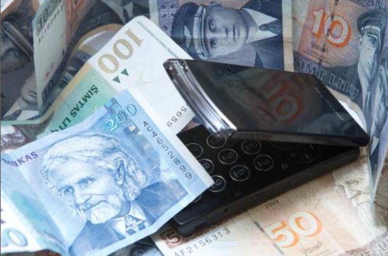 Klaipėdietės sukčiams atidavė per 20 tūkst. litų