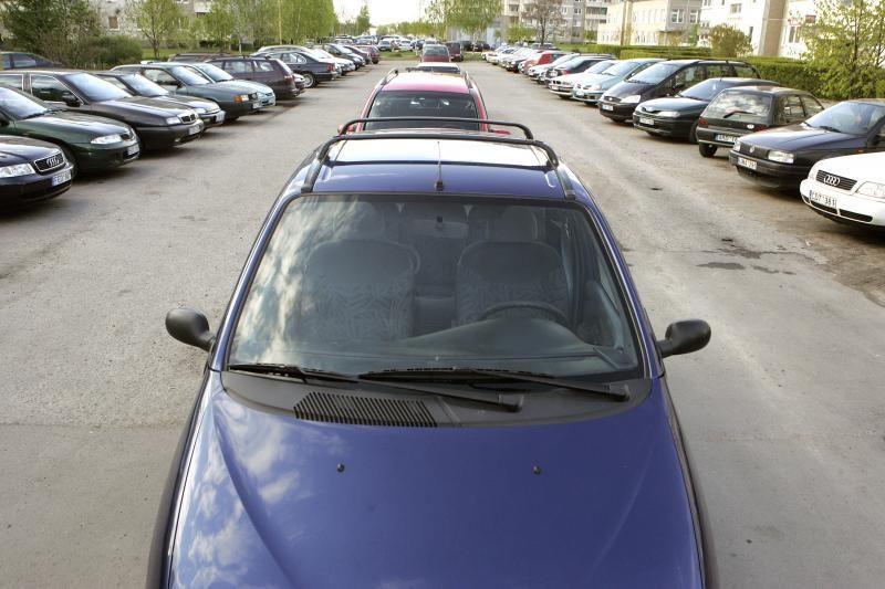 Baltarusis vogė savo paties automobilį