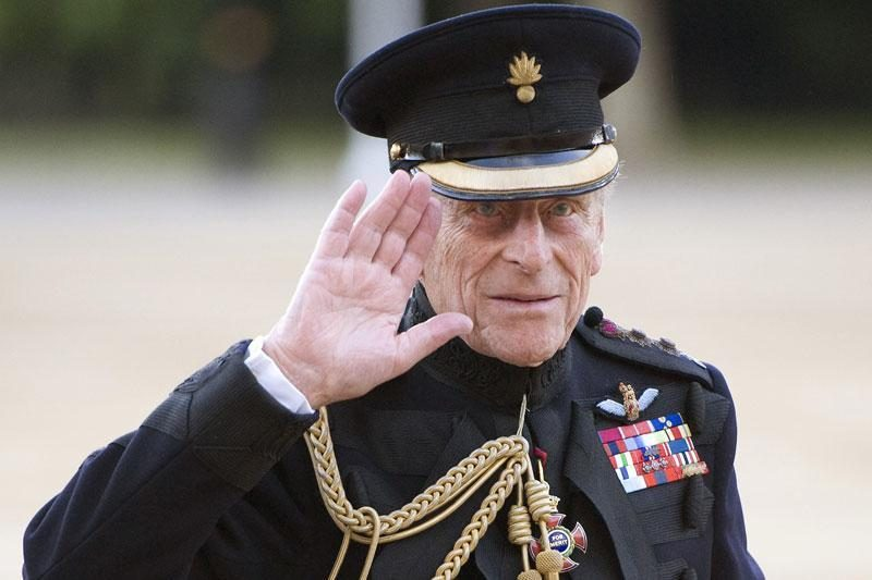 Britanijos princas Philipas gydomas sėkmingai