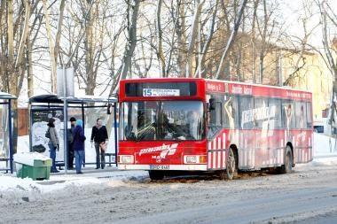 Klaipėdoje aiškinamasi, ar reikia didinti viešojo transporto kainas