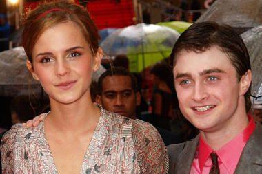 D.Radcliffe'as apie bučinį su E.Watson: ji elgėsi lyg žvėris
