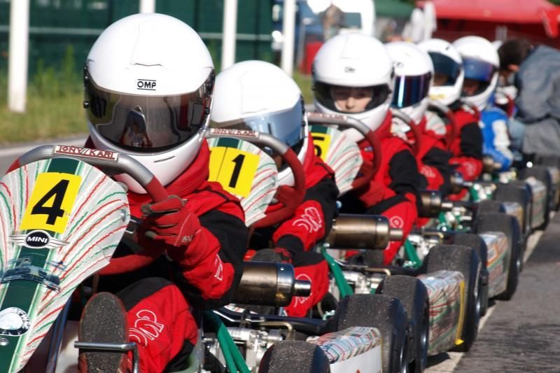 Kartingo akademija: unikalios galimybės jauniesiems lenktynininkams!