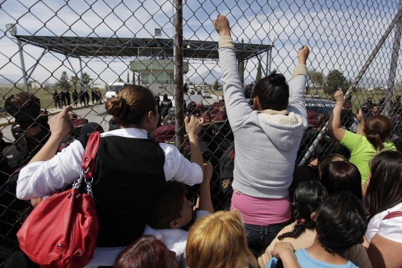 Meksikoje per riaušes kalėjime žuvo 44 žmonės