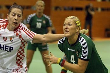 Lietuvos moterų rankinio rinktinė žais stipriausios sudėties