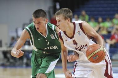 """""""Žalgiris"""" pasirašė ilgalaikę sutartį su latvių talentu"""