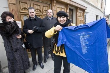 Rumunų teisininkai susidomėjo Užupio konstitucija