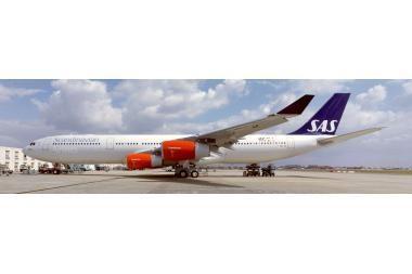 SAS grupė trečiąjį šių metų ketvirtį skraidino 6,2 mln. keleivių
