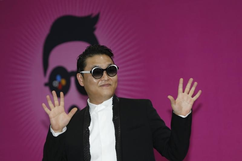 "Psy klipas ""Gentleman"" pasiekė ""YouTube"" rekordą"