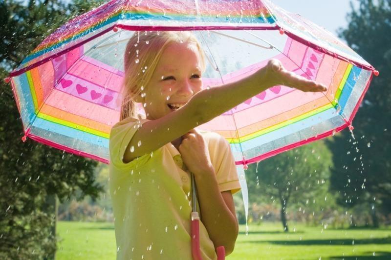 Orai atšils, tačiau jais džiaugtis neleis lietus