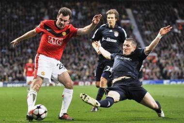"""Čempionų lygos pusfinalis - be """"Manchester United"""""""