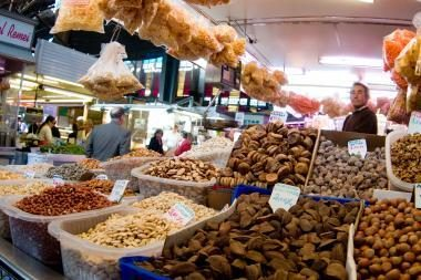 Riešutų valgymas sumažina cholesterolio kiekį