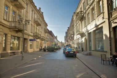 Studentams – miesto pažinimo žaidimai Vilniaus gatvėse