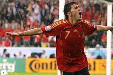D.Villa tapo Europos čempionatų istorijos dalimi