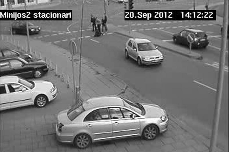 Ieškomi avarijos Klaipėdoje liudytojai