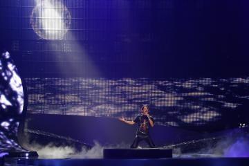 """Šįvakar """"Eurovizijoje"""