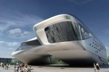 Vilniaus valdžia rado lėšų Guggenheimo muziejaus galimybių studijai