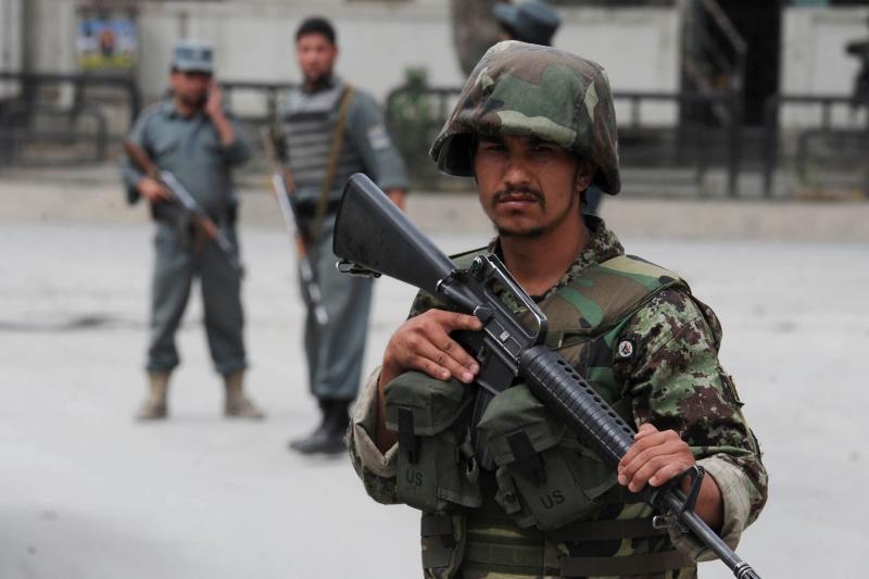 Afganistane dažnėja vyriausybės darbuotojų nužudymo atvejai