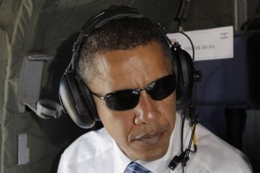 Prancūzai sulaikė į B.Obamos