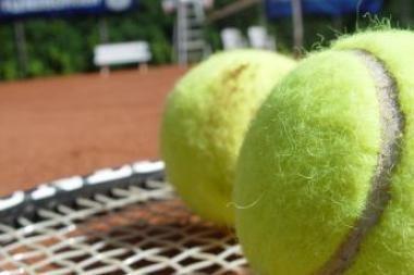 WTA serijos moterų teniso turnyro Maroke finale žais rumunė ir italė