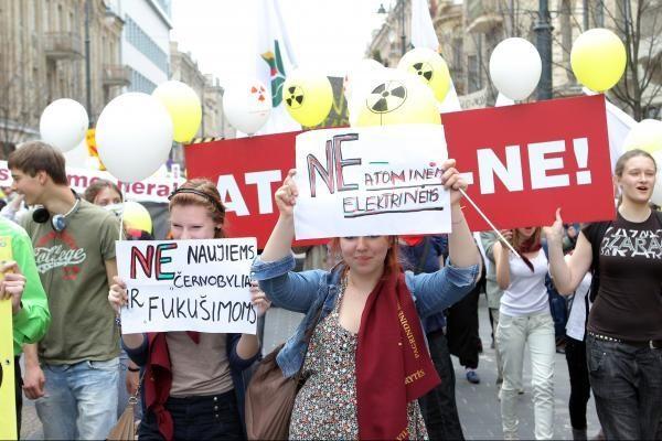 Prezidentė: žmonės dėl atominės gali pasisakyti ne vien referendumu