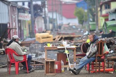 Po žemės drebėjimo Čilę užvaldė pyktis ir neviltis