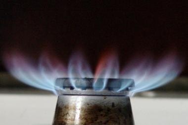 Gamtinių dujų tiekimas per Baltarusiją stabilizavosi