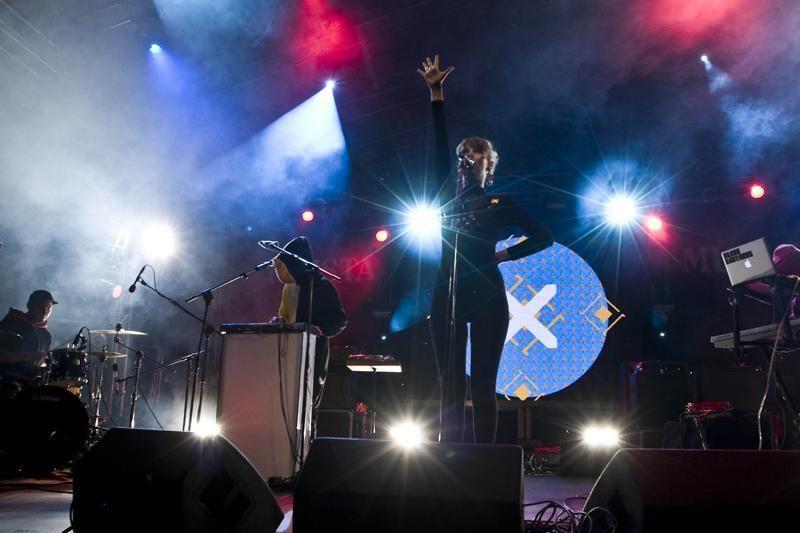 """""""Keymono"""" vasarą pasitiks pasirodymais užsienio muzikos festivaliuose"""