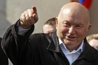 Jurijus Lužkovas: mero kilimai ir kritimai