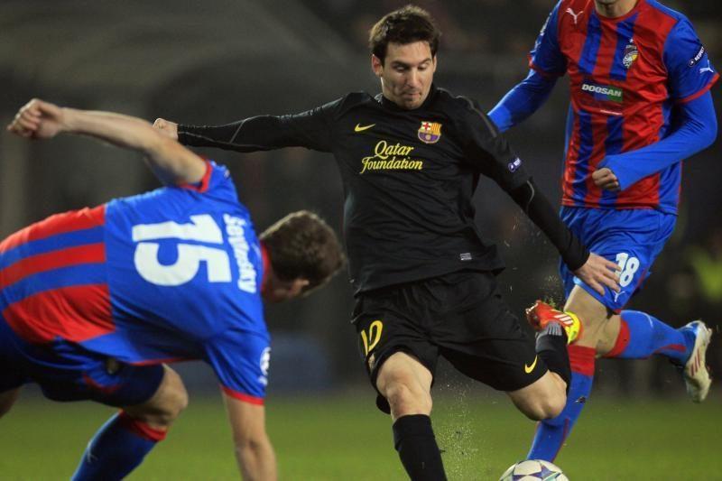 """L.Messi tikslas – rezultatyviausias """"Barcos"""" žaidėjas"""